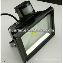 SMT pir sensor 12v led floodlight 50w IP65