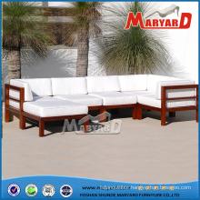 Classic Style Furniture Outdoor Teak Wood Sofa