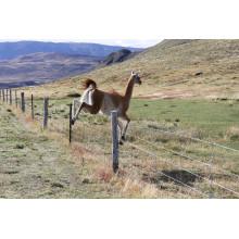 Buena calidad de la cerca animal del acoplamiento de alambre de la cerca (YB01)