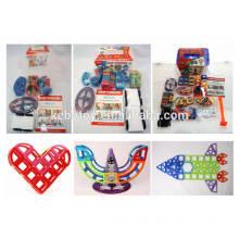 Китай образовательные магнитные строительные игрушки mag-wisdom