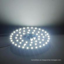 Módulo ac led redondo 15w para luces de dormitorio