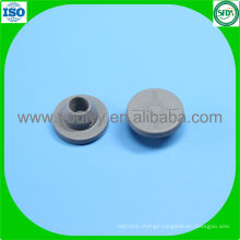 13A Grey Color Rubber Stopper for Infusion Bottle