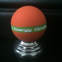 7CM lacrosse massage Ball