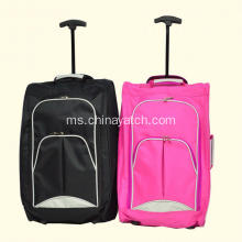 600D PVC Single Trolley Duffle Bag