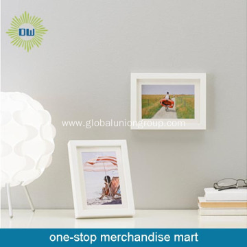 Wood material picture photo frame