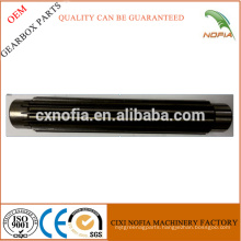 Tractor/conveyor/tiller cultivators gear shaft for gearbox made in China