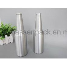 Garrafa de embalagem de cerveja de alumínio com pescoço longo (PPC-ABB-05)