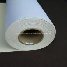 Toile 100% polyester imprimée jet d'encre