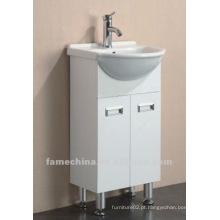 Venda quente de vaquinha de banheiro de alto brilho branco