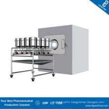 Pharma Equipment Bin Washing Machinery with Sterilization Function