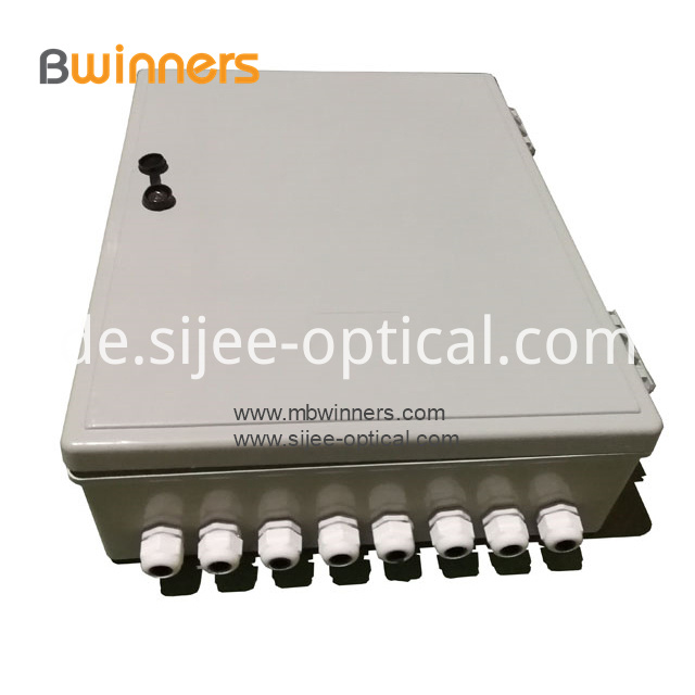 Plc Splitter Fiber Optic Termination Box