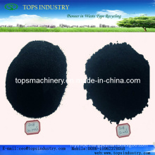30-80 Mesh Refined Rubber Powder