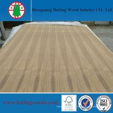 Door Size Plywood with Teak Veneer