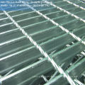 Galvanisée caillebotis en acier pour plancher de Structure métallique