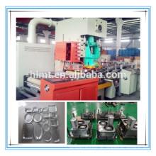 Hochpräzise Aluminiumfolie Box Maschine Produktionslinie