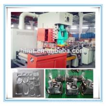 Ligne de production de la machine à caisse en aluminium à haute précision