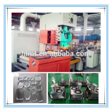 High precision aluminium foil box machine production line