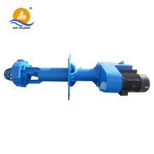 Vertical sump slurry sand pump