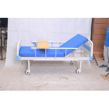 Factory Wholesale Medical Bed with Mattress for Hospital
