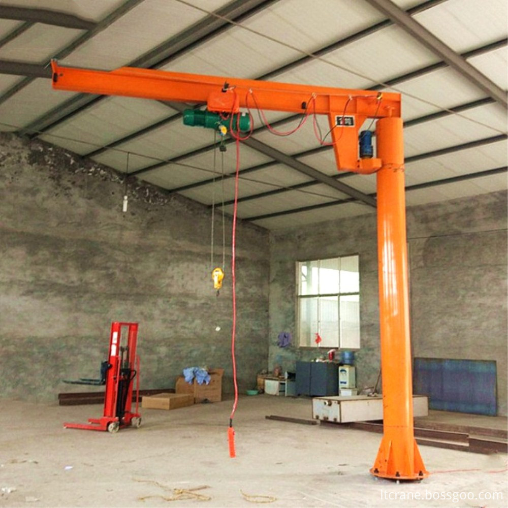 BZ-type set Arm crane column