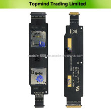 for Asus Zenfone 2 5.5 Inch SIM SD Card Reader Contact Flex Cable