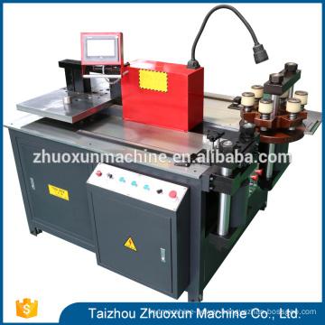 Cheap Price Cnc Gullotine Manual Processed Busbar Copper Rolling Machine