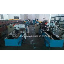 Linha de máquina formadora de rolo de tubo quadrado de alta velocidade