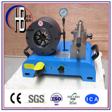 "1/4"" to 2"" P20HP Manual Hose Crimping Machine up to 2"" Hose with Big Discount!"