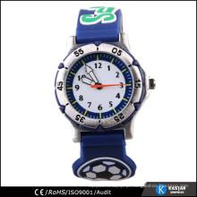 Relógio de pulso de brinquedo relógio de borracha legal, relógio de bolso de fábrica