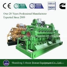 Planta de Biogás Aplicada Ce Standard com Gerador de Biogás Cogeração Gerador de Biogás 500kw