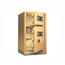 High security electronic fingerprint  jewellery safes