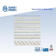 Sete tipos de corda de nylon com ISO 9001 aprovado