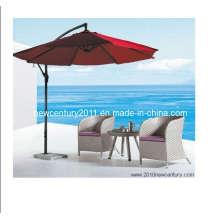 Freizeit-Sessel und Couchtisch (7039)