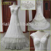 Vestido de casamento real JJ2071