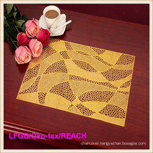 PVC Lace Place Mat/ PVC Table Mat (JFCD-003)