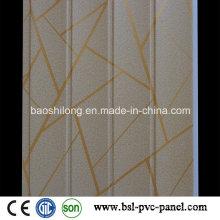 Wave panel de pared de PVC laminado panel de PVC Junta 2016new