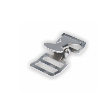 Material de embalaje Luggage Metal Clipper, use with strap