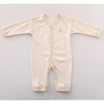 Organic Cotton Baby Rompers