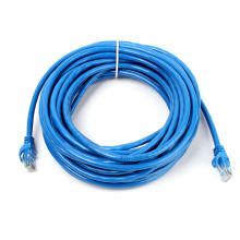 CCA Patch Cord CAT6 7*0.16mm Blue