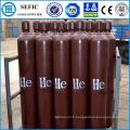 Cylindre à gaz d'hélium d'acier sans couture à haute pression 50L (EN ISO9809)