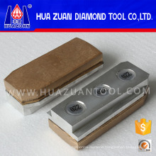 Low Cost and High Efficiency Diamond Grinding Block for Granite