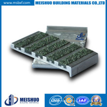 Modern Carborundum Aluminum Stair Treads Outdoor for Safety