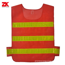 Wholesale Mesh reflective clothes