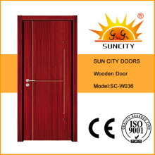 Flush China Interior Doors MDF