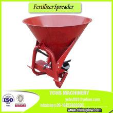 Esparcidor de fertilizante de máquina agrícola montado tractor Foton
