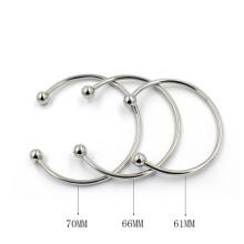 Bracelets simples pour les enfants Cadeaux de Noël Bracelet en cuivre réglable