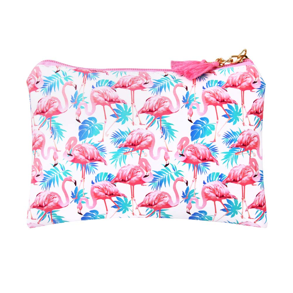 Flamingos Pu Pencil Case 1