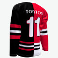 Custom Team Sport Wear Billiga Wholesale Dye Sublimation Slim Fit Ice Hockey Jersey