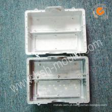 OEM com ISO9001 Hardware caixa de alumínio extrudado