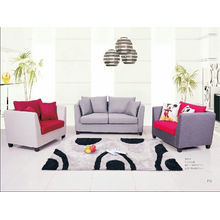 Small Size Fabric Sofa, Home Furniture, Modern Sofa (S609)